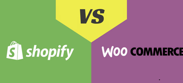 Difference Between shopify and woo-commerce –Developers Comment
